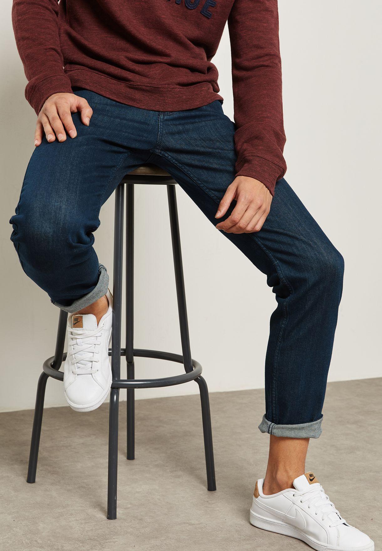 Slim Fit Patrick Jeans