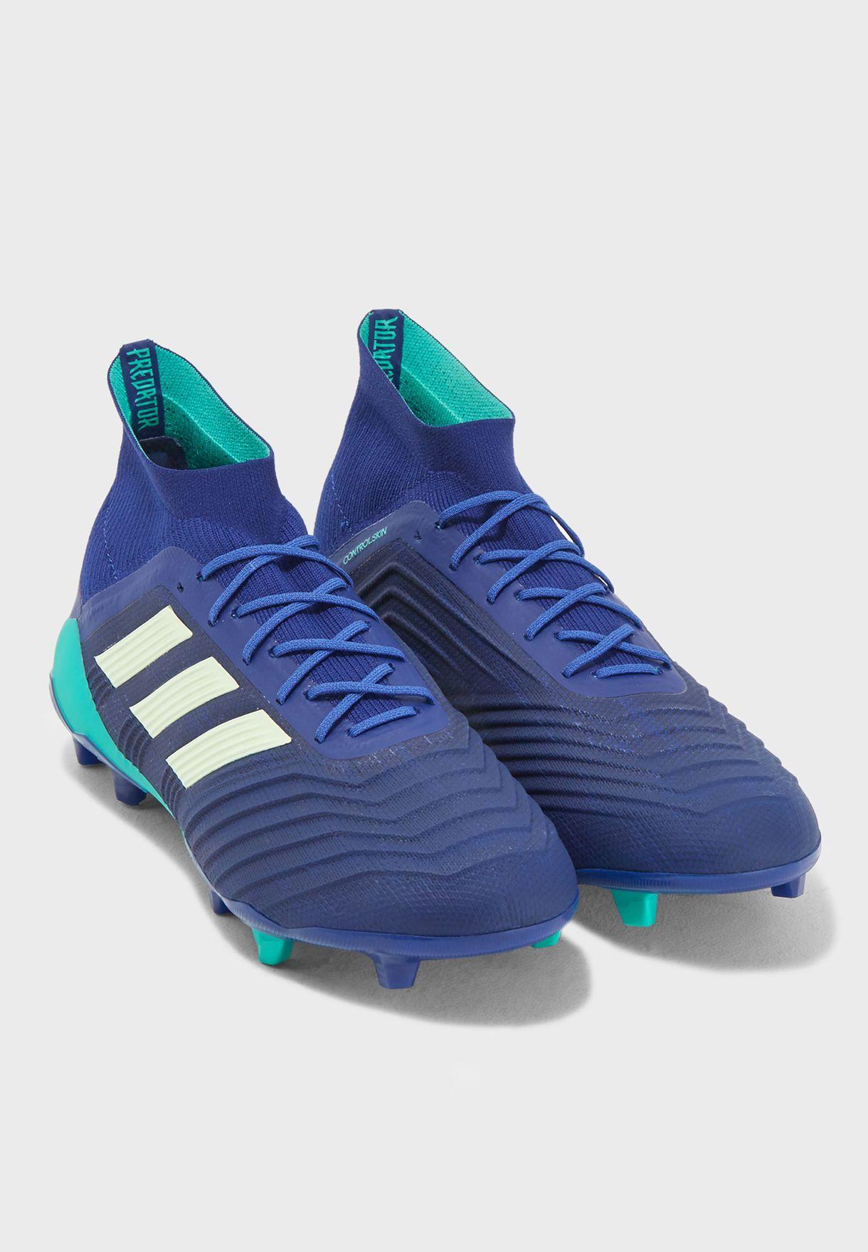 Shop adidas blue Predator 18.1 FG CM7411 for Men in UAE - AD476SH32URJ 5db58661a