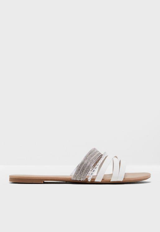 Kucerova Flat Sandal