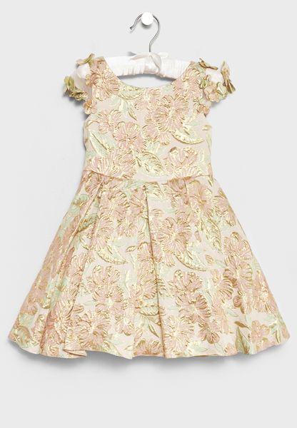 Little Floral Dress