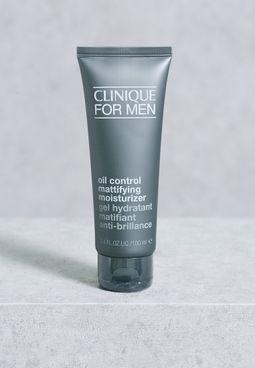 Oil Control Mattifying Moisturizer - Oily Skin