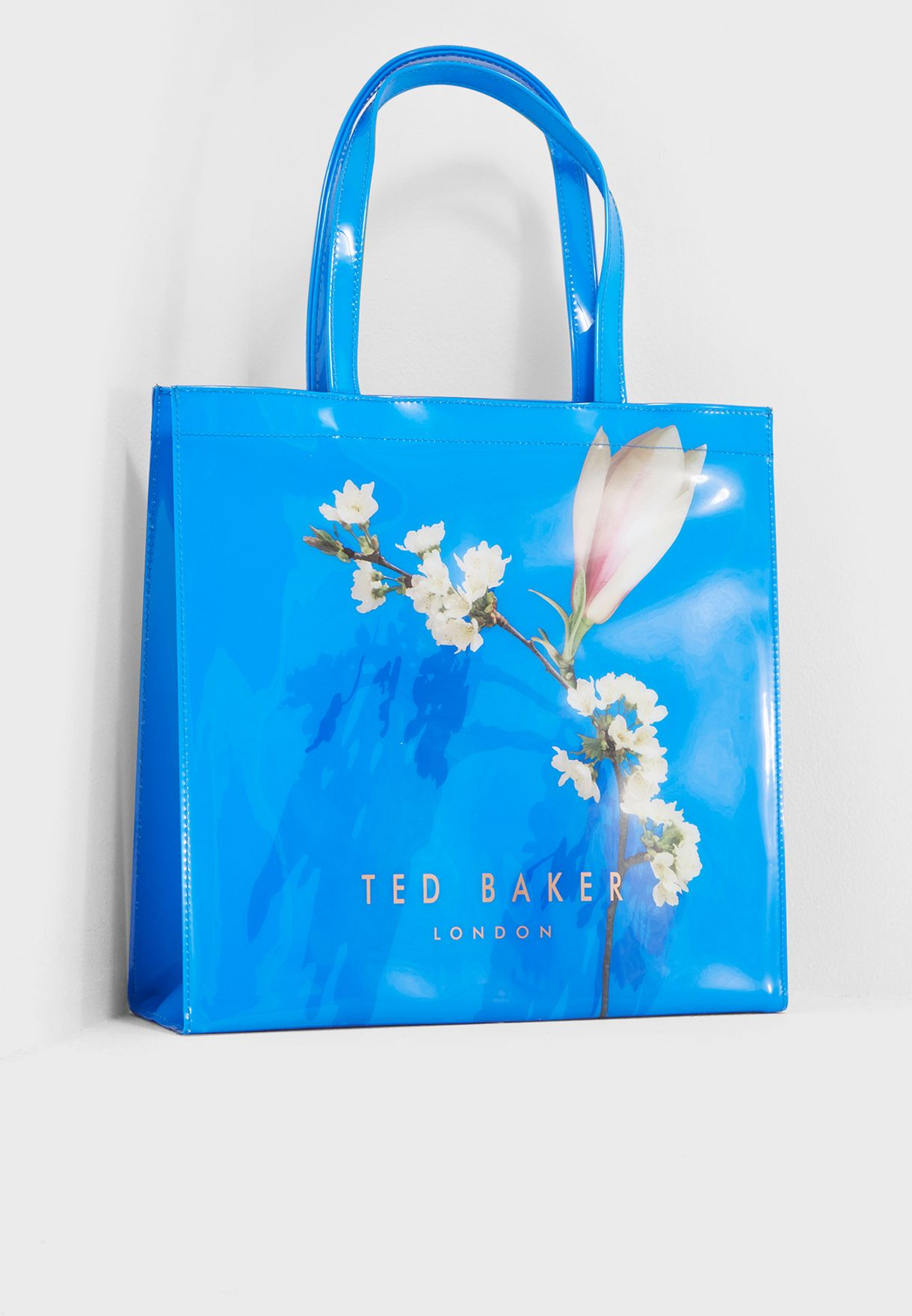 225caeb66c3dd Shop Ted baker prints Harmony Icon Large Shopper Bag 145692 for ...