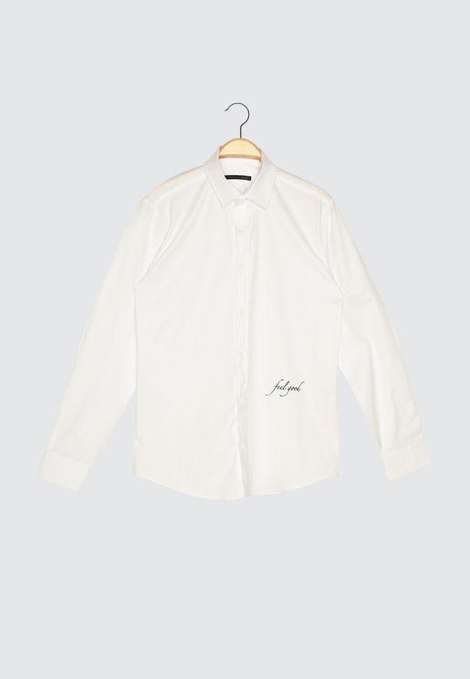 Feel Good Slim Fit Shirt
