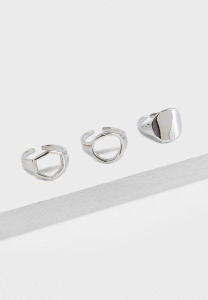 Multipack Minimal Rings