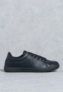 S Initial Low Top Sneaker