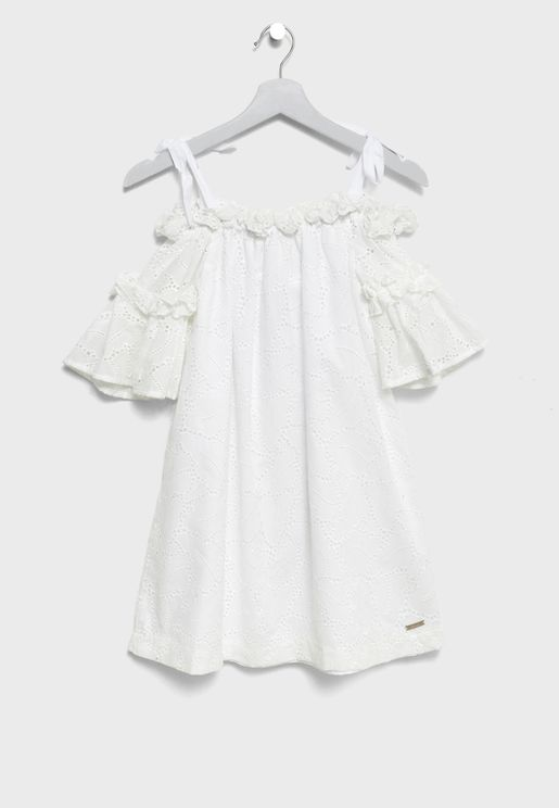 Little Eyelet Dress