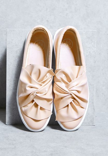 Knot Slip Ons