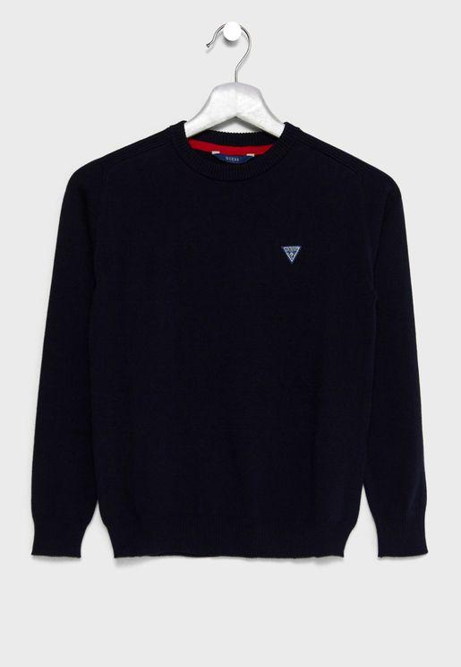 Teen Essential Sweater