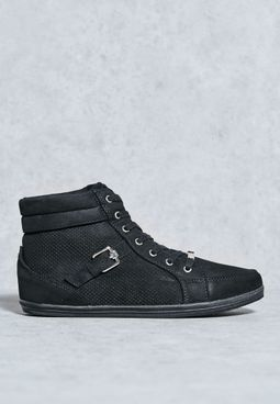 Gledien Lace Up High-Top Sneakers