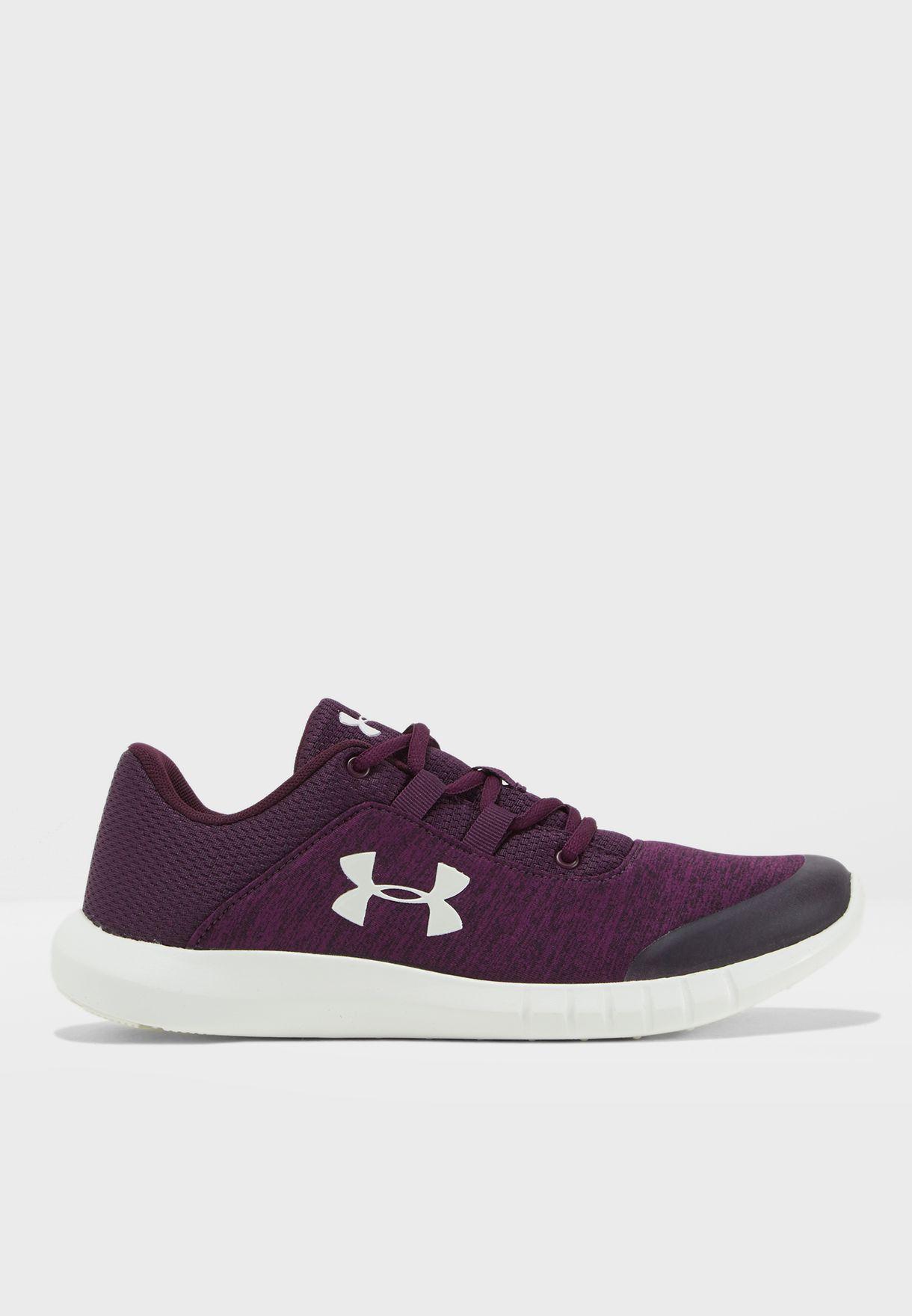 Buy Under Armour purple Mojo for Women