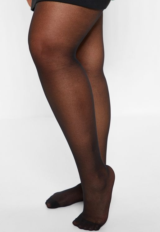 Black Sheer Tights