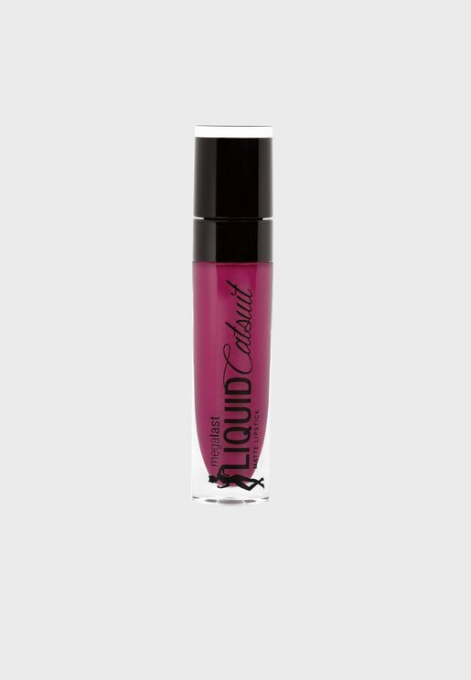 Megalast Liquid Lipstick - Berry Recognize