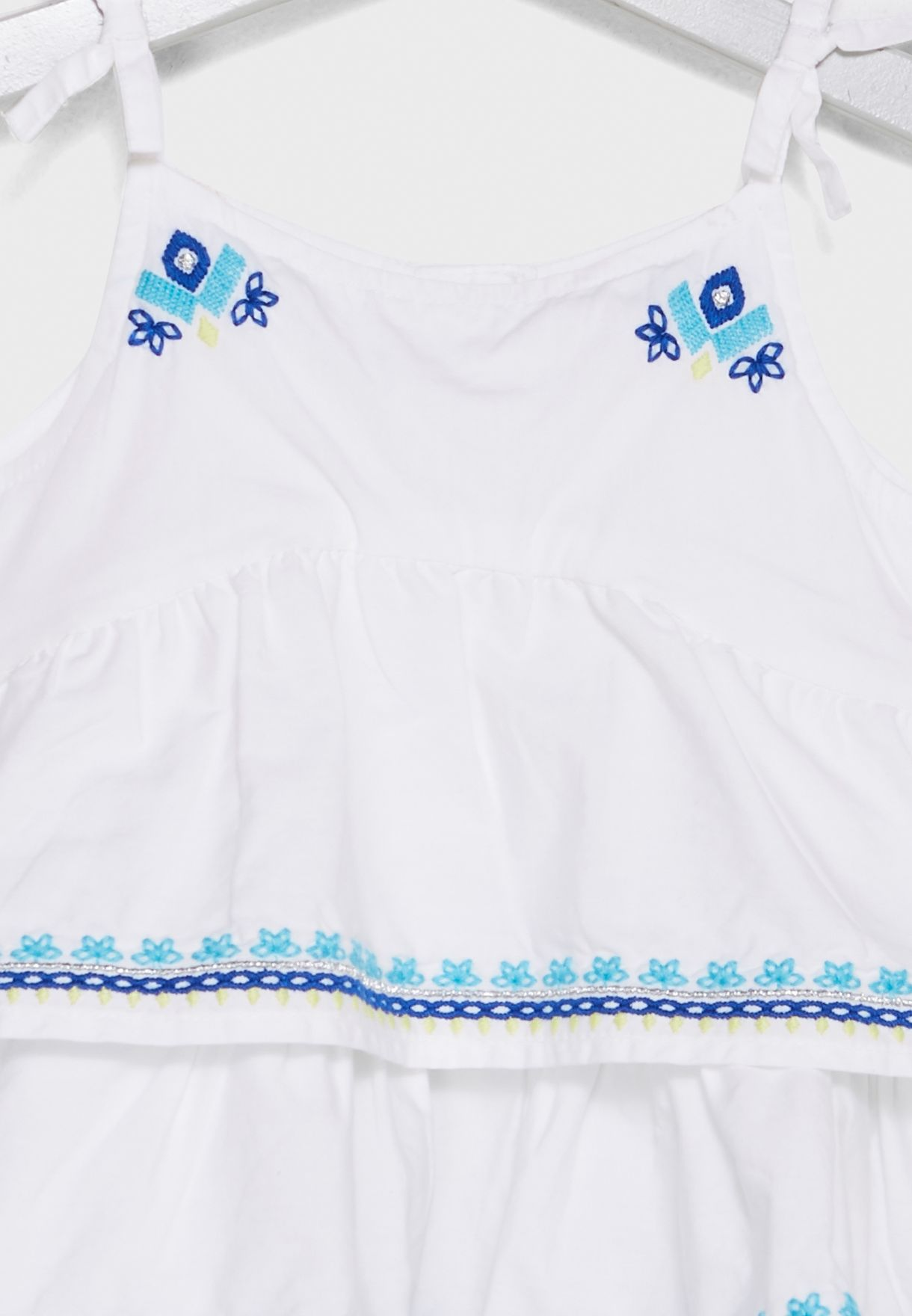 Infant Embroidered Tank Top