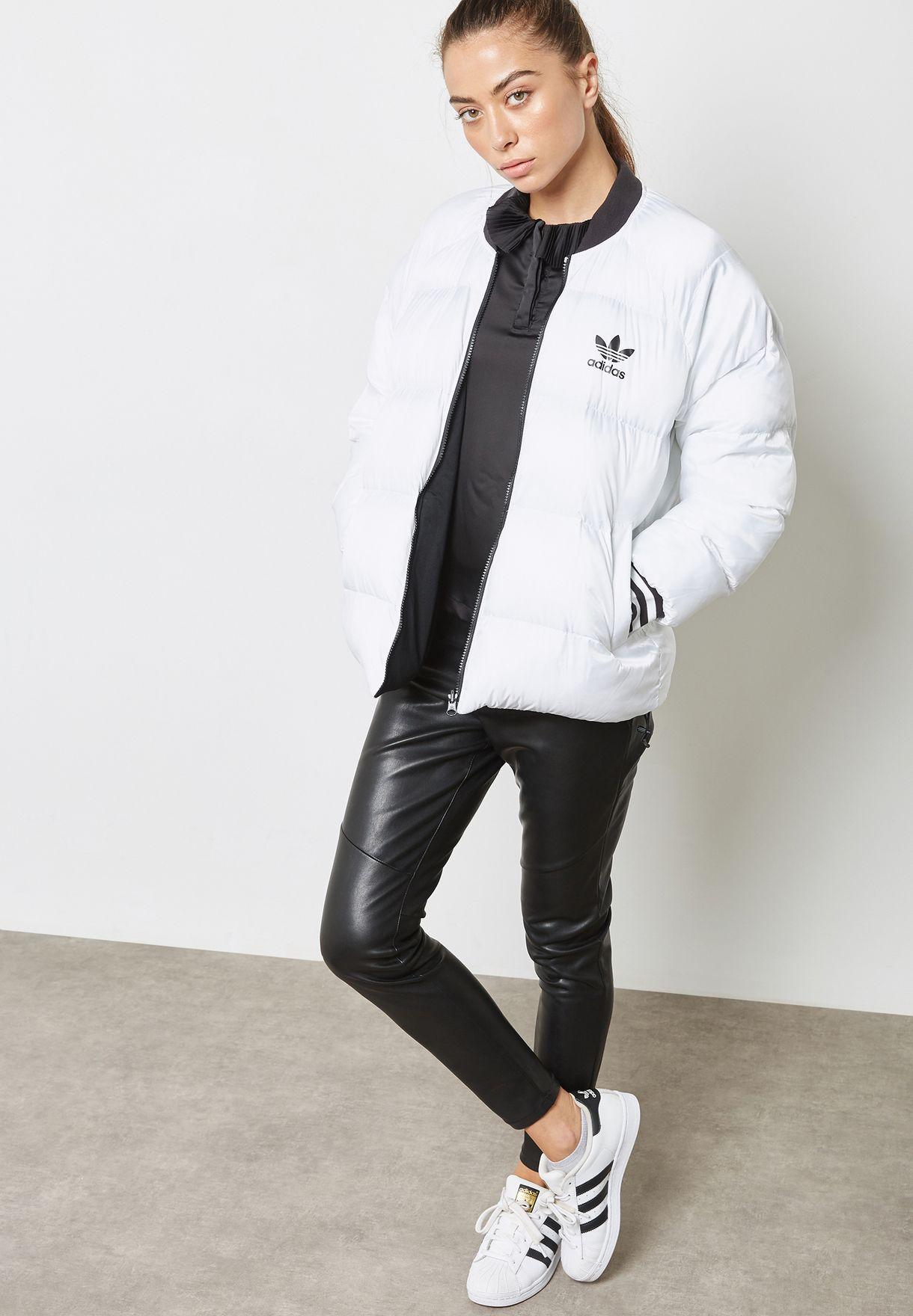 c15dc6fad01b Shop adidas Originals multicolor Superstar Reversible Jacket BS4424 ...