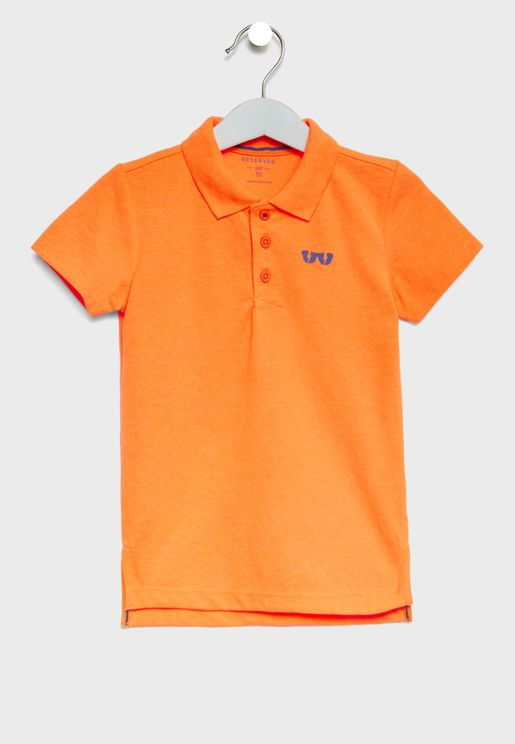 Teen Essential Polo