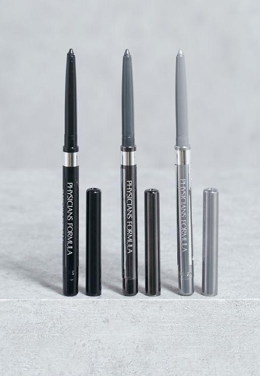 Trio Eyeliner - Smoky
