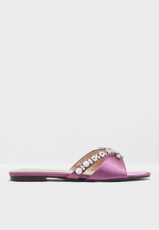 Arla Embellished Sandal