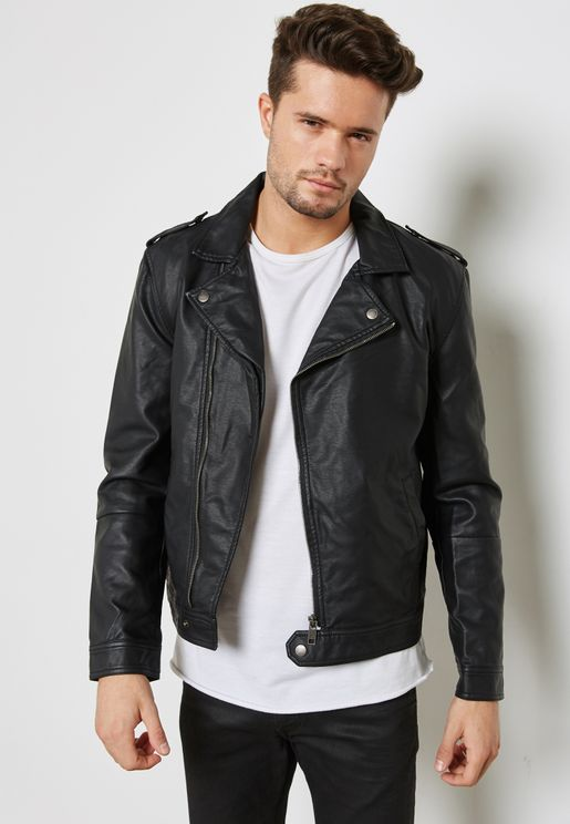 Coney Biker Jacket