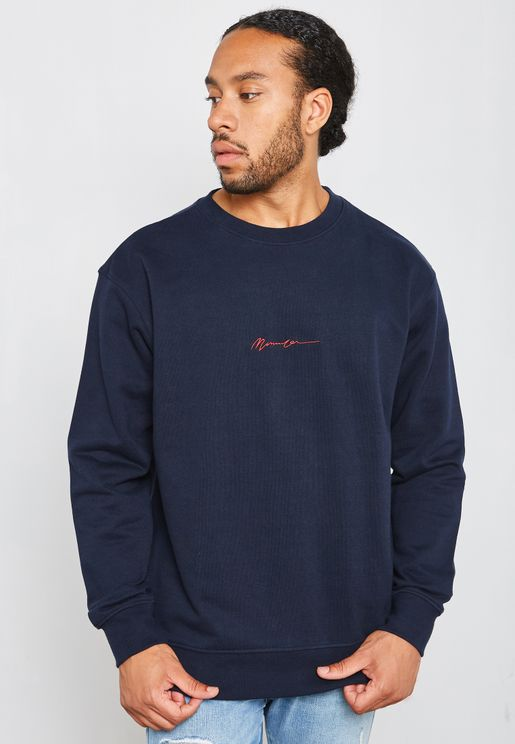 Essential Signature Sweatshirt