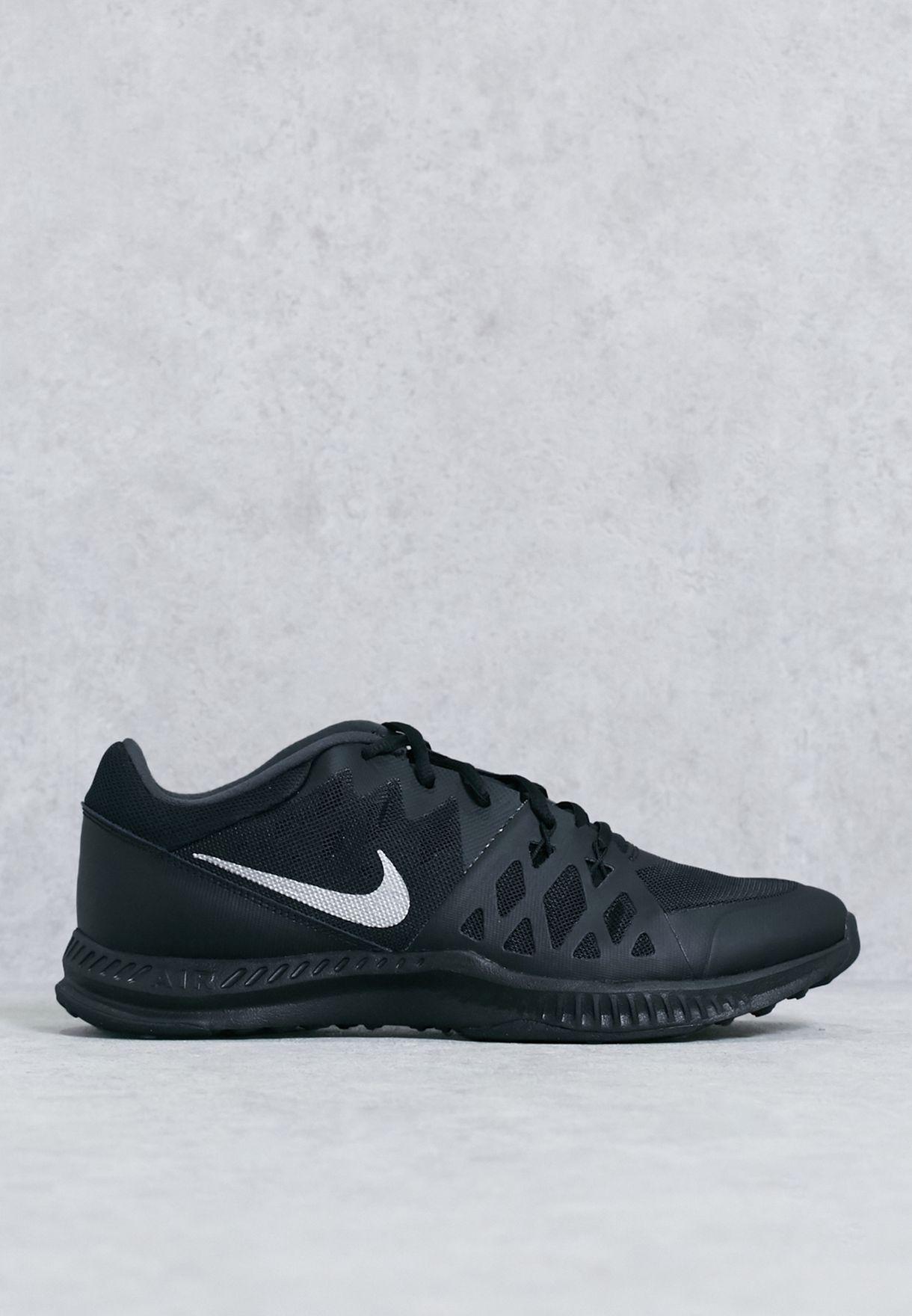 d6ac35672e31d Shop Nike black Air Epic Speed TR II 852456-002 for Men in Saudi ...