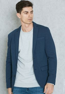 Zander Slim Fit Blazer