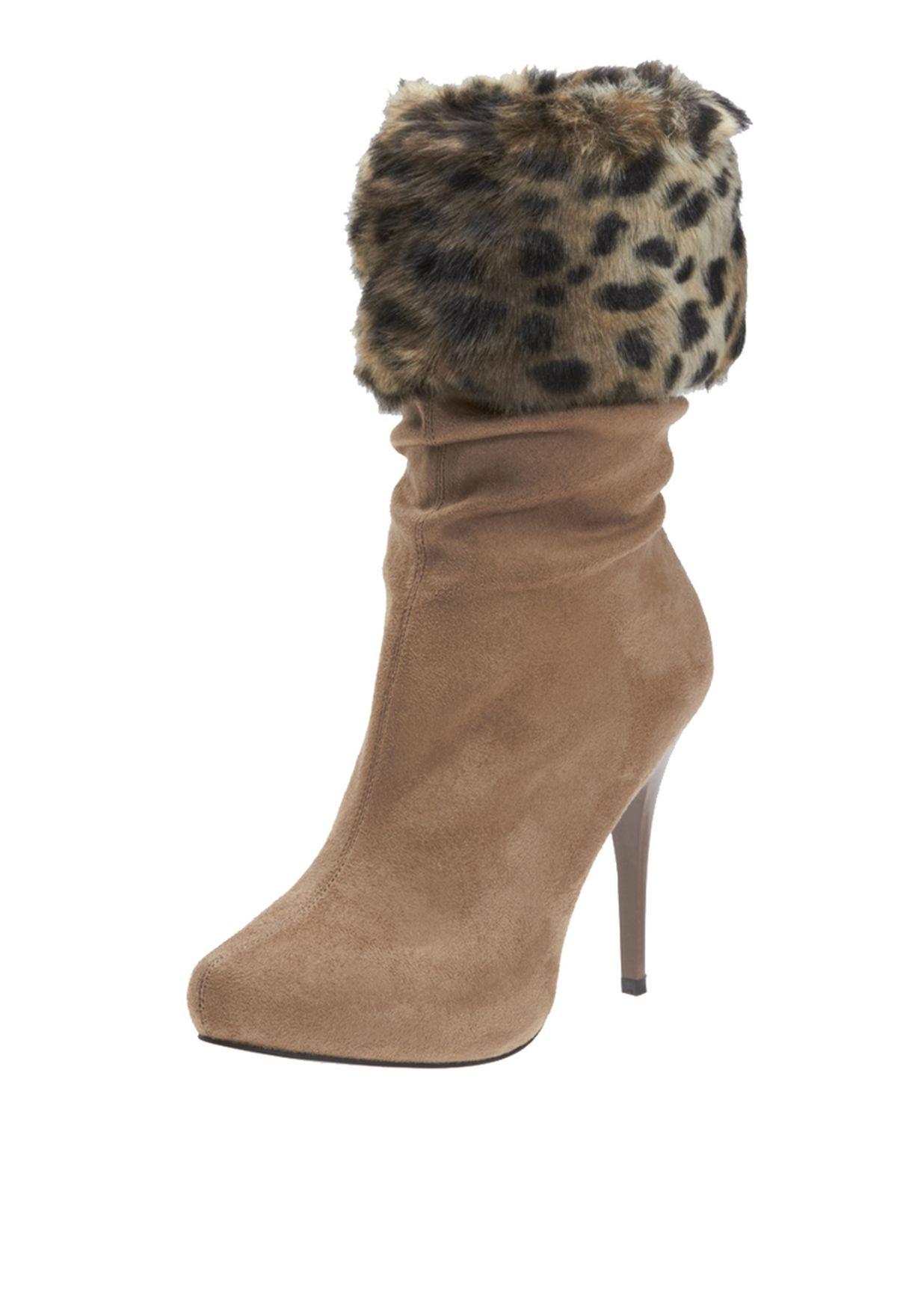 8b9ba2fe0 Shop Nina browns Lundy Knee Boots for Women in Oman - NI873SH32MXF