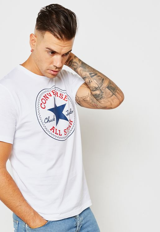 Chuck Patch T-Shirt