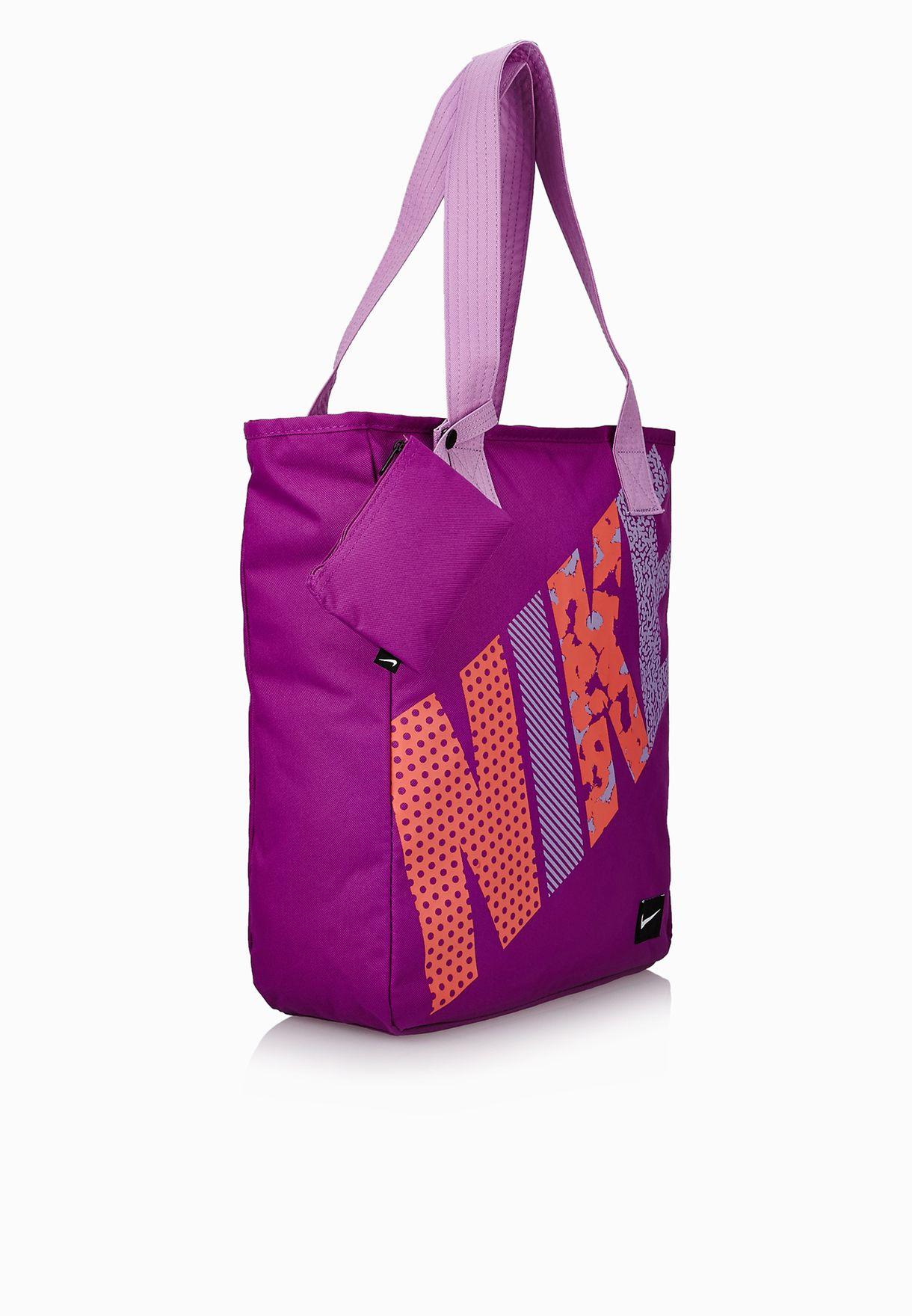 7ecdaf240714 Shop Nike purple Rowena Tote BA4666-566 for Women in Saudi ...