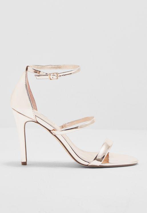 Bianca Heeled Sandals