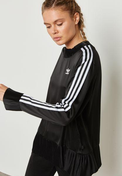 3 Stripe Sweater