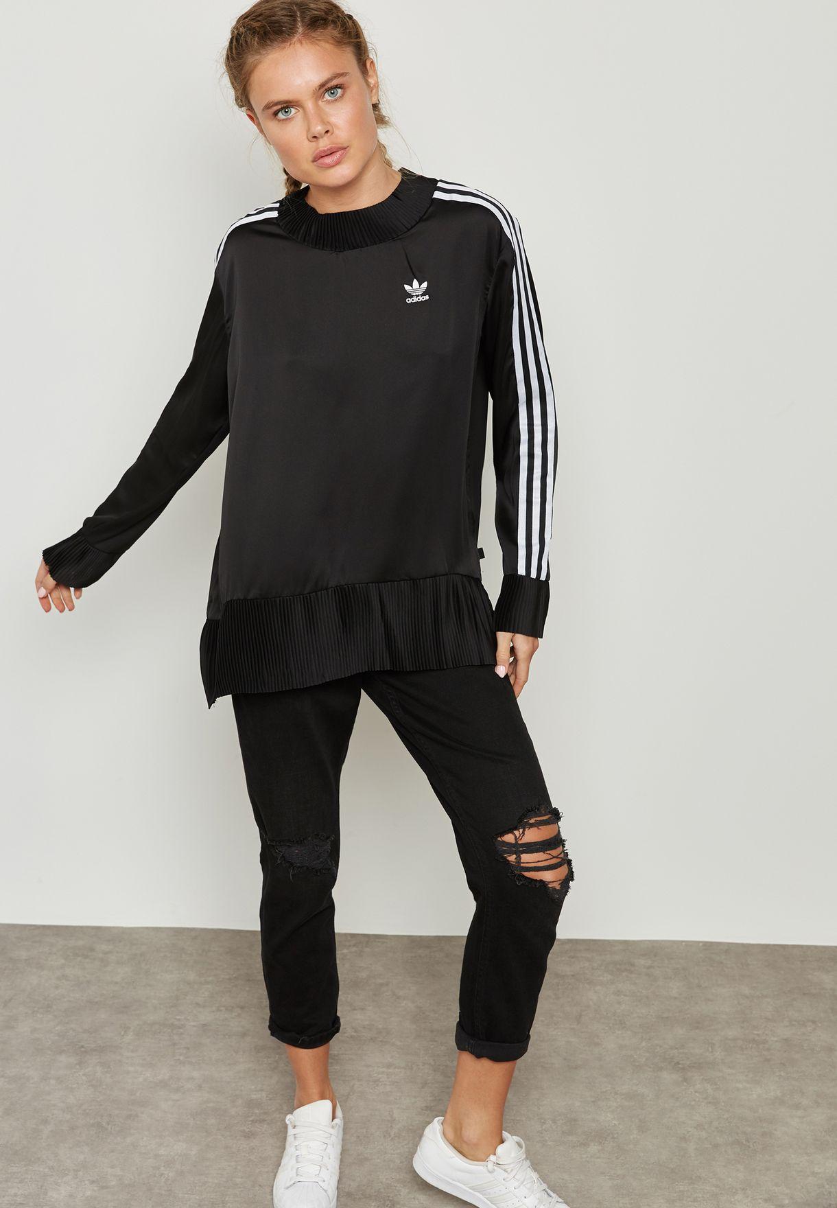 3 Stripe Sweatshirt