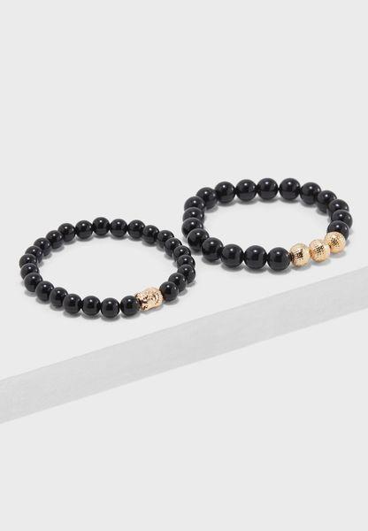 2 Pack Hardridge Bracelets