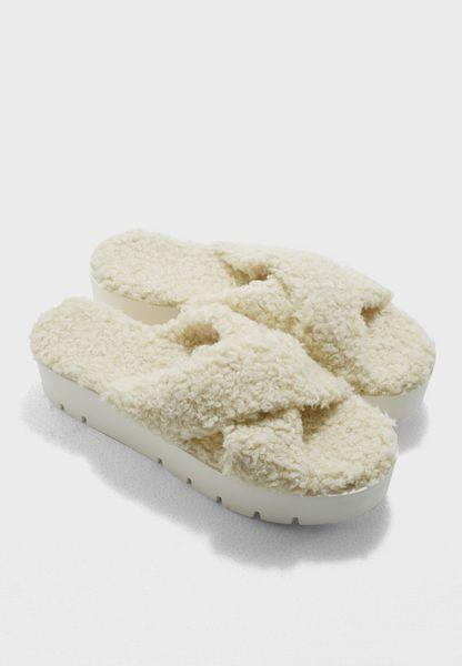 Ezra Wedge Sandals