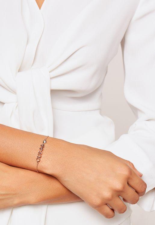 Guess Logo Bracelet