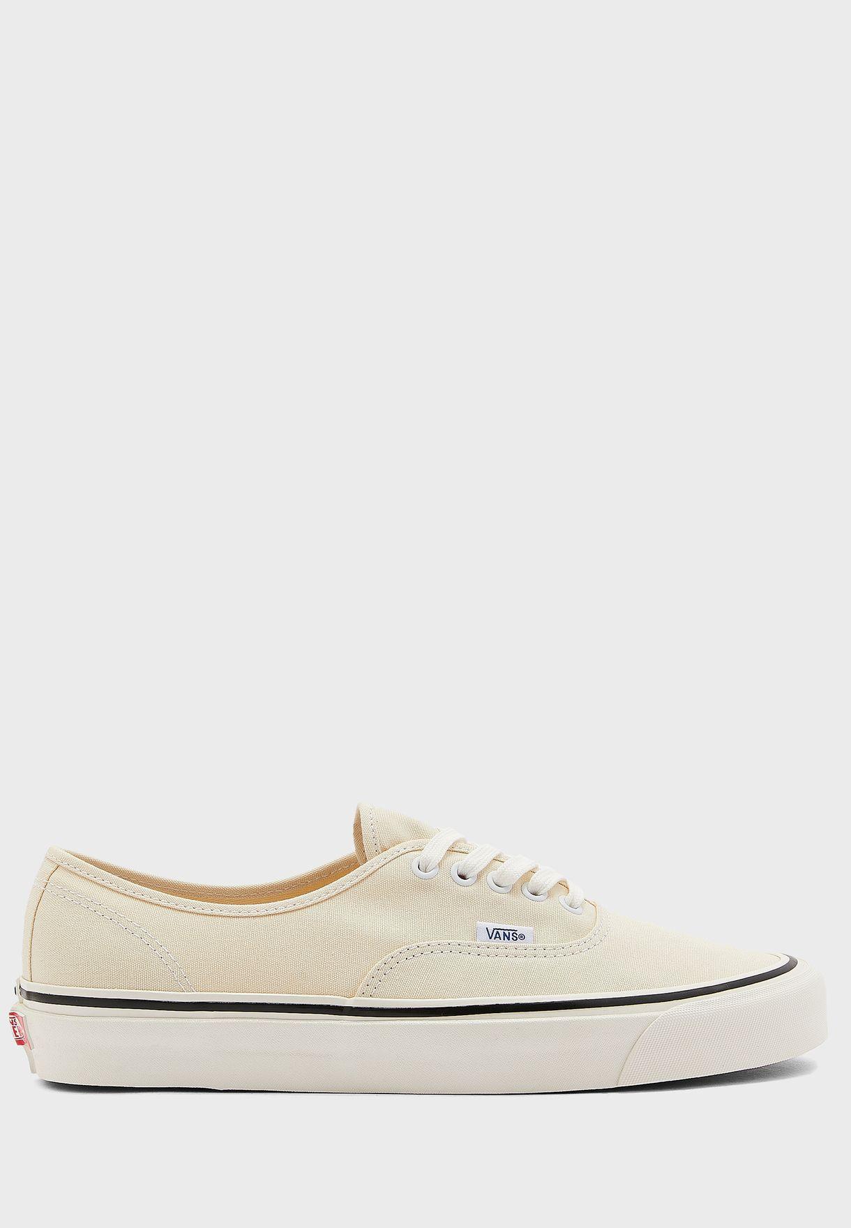 Shop Vans white Authentic 44 DX Sneakers 8ENMR4 for Women in UAE ... c35b02bc4