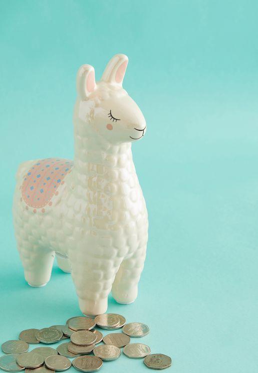 Llama Moneybox