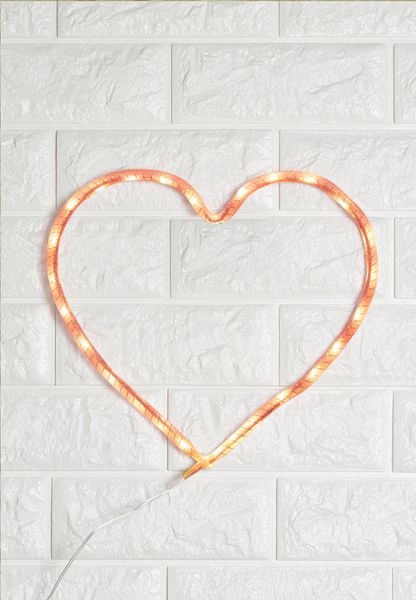 Heart Shape LED Light