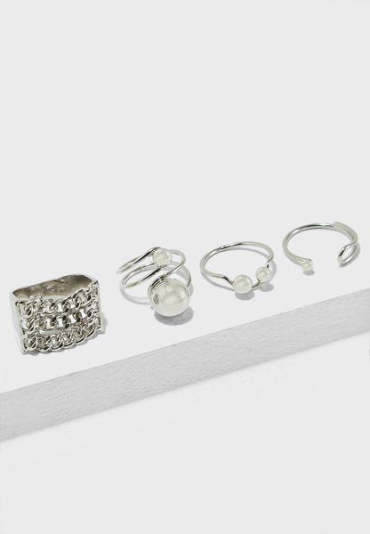 Multipack Laredia Rings