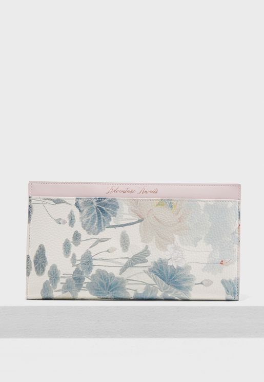 Oleena Lake Of Dreams Travel Wallet