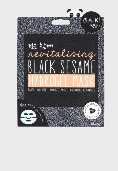 Sesame Hydrogel Face Mask
