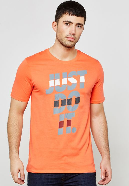 Just Do It Stack T-Shirt
