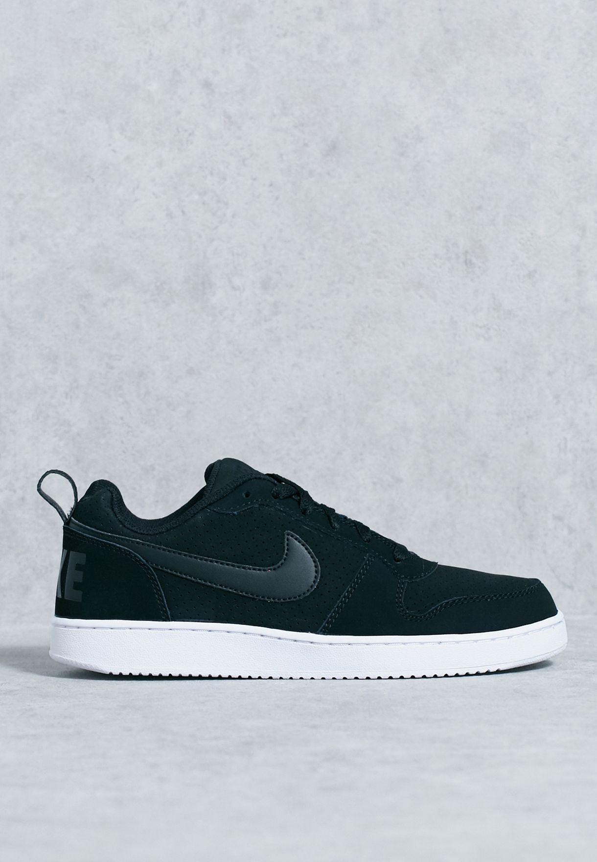 NIKE Court Borough Low Premium Sneakers WOMANS SIZE UK 8.5 EU 43 Brand New