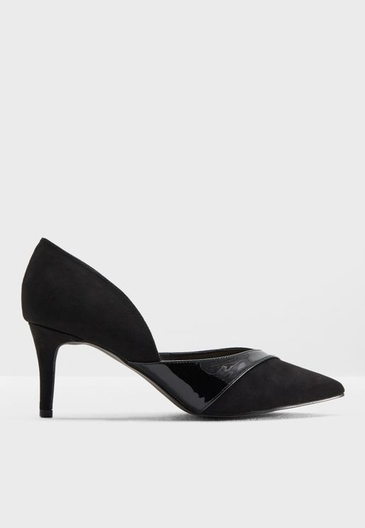Grande Kitten Heeled Pump