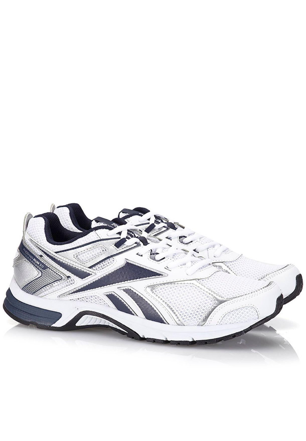 5e05e1062b9f Shop Reebok white Pheehan Run 3.0 M47935 for Men in Oman - RE019SH22JPX