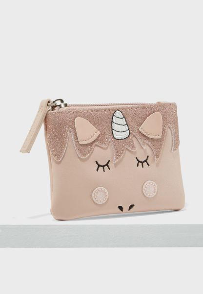 Cedric Baby Unicorn Purse