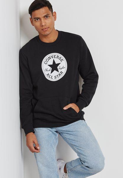 Chuck Patch Graphic Sweatshirt
