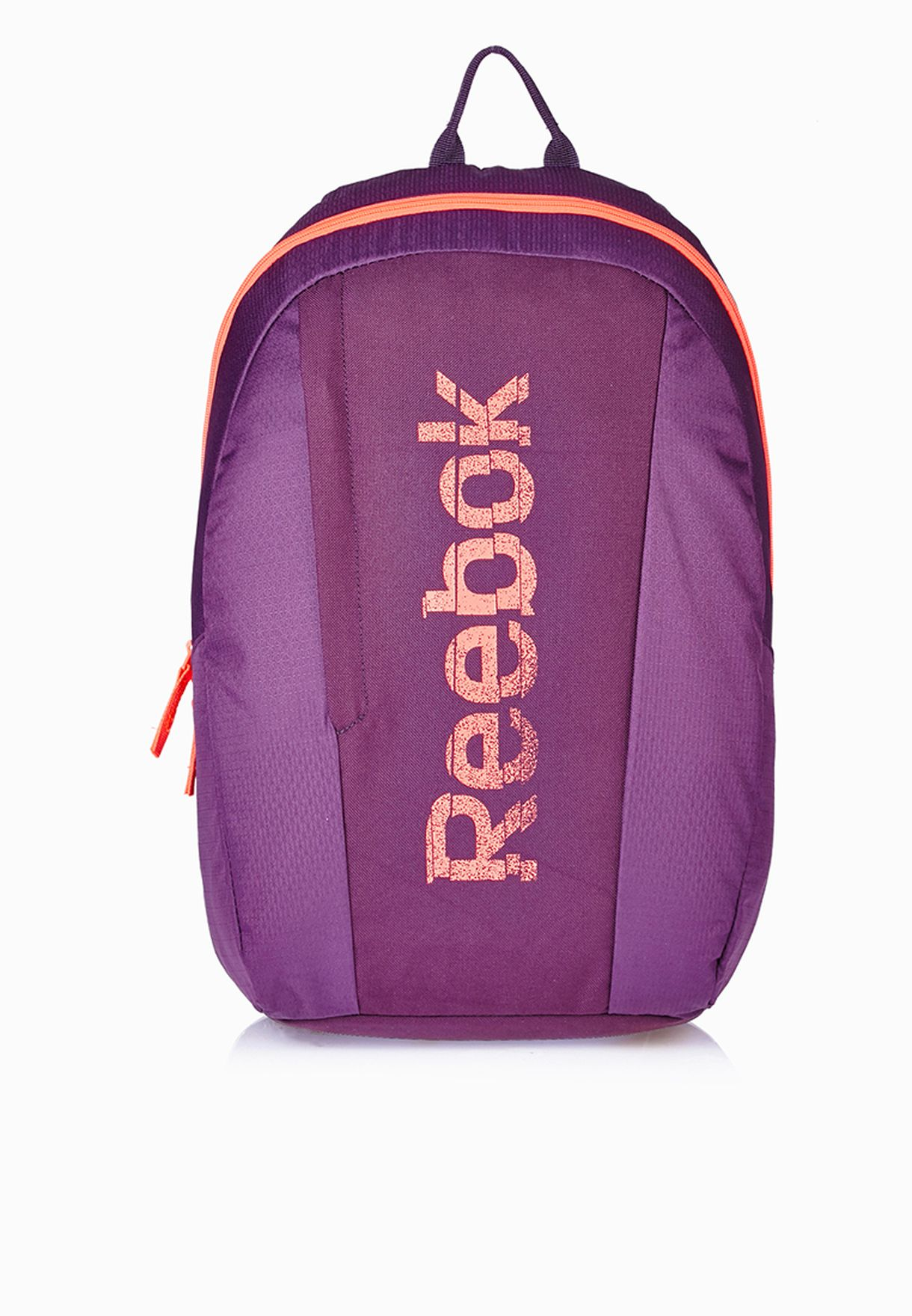 Shop Reebok purple Medium Logo Backpack AB1131 for Women in UAE ...