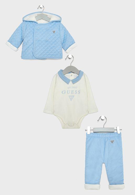 Infant 3 Piece Set