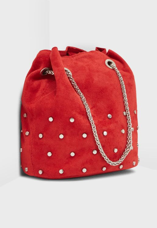 Tami Tassel Bucket Bag