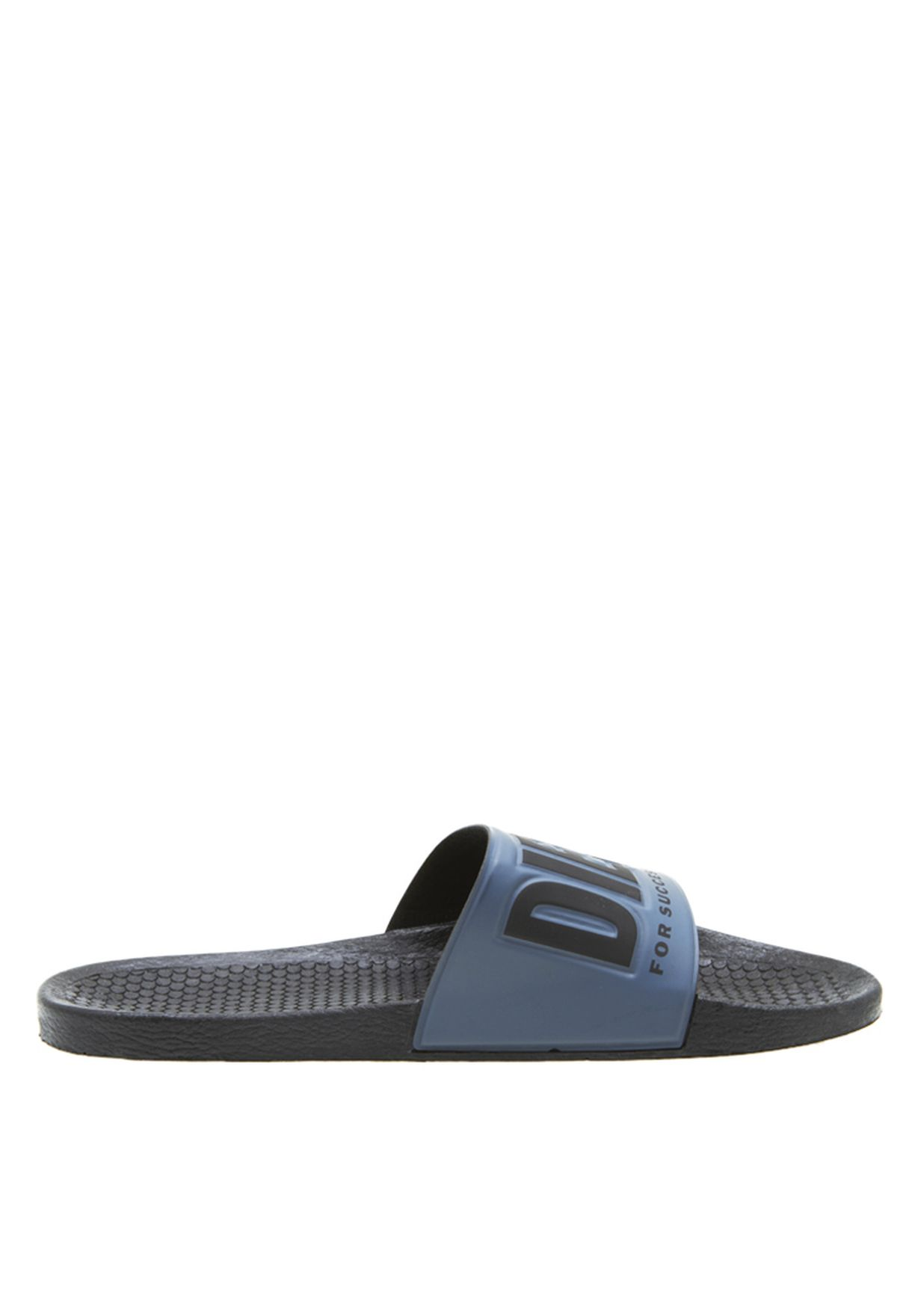 c1d481ad5af9 Shop Diesel black Casual Slides for Men in UAE - DI035SH22SJX
